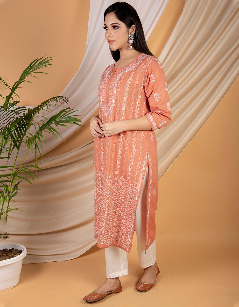 cotton kurta designs