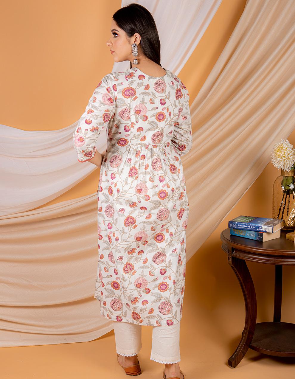 Buy Women Kurta designs Online for girls.