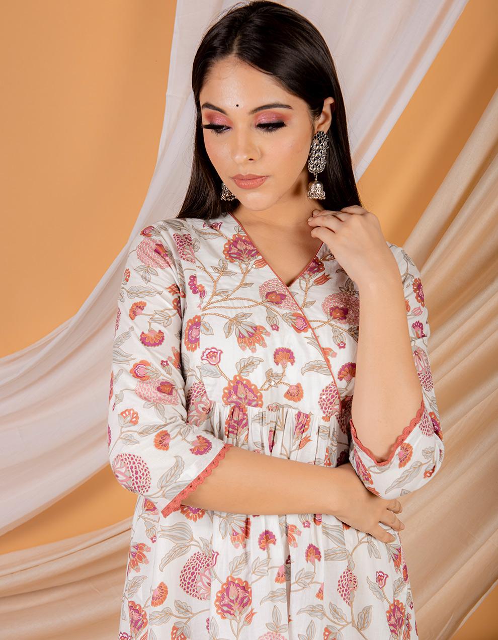 Low Price Offer on Kurtas for Women designs