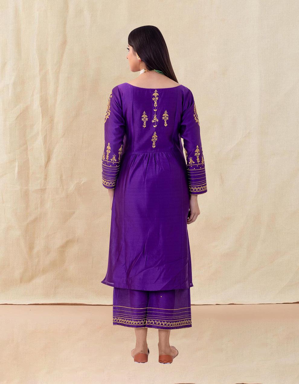 Buy the best  chanderi silk design now