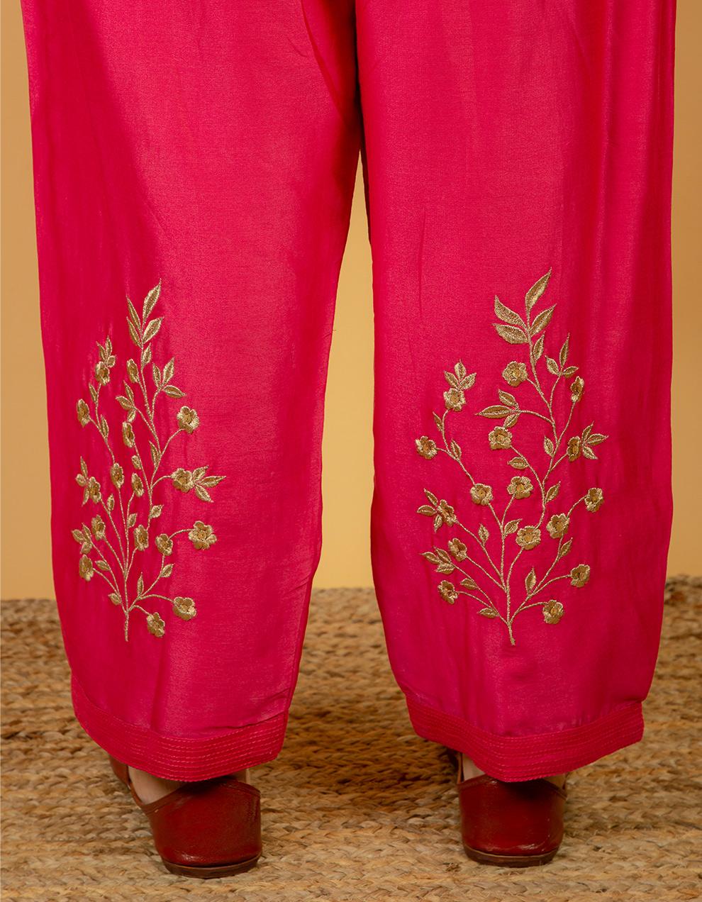 Beautiful silk pants