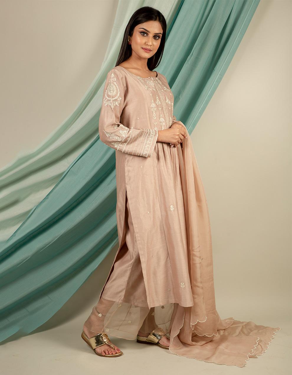 Buy Designer organza dupatta collection Online for Women in India